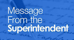 Message from Lincoln-Way Area Superintendents